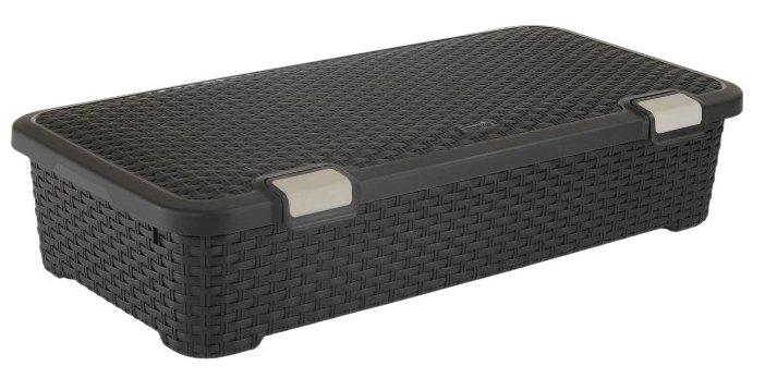 Curver RATTAN úložný box pod postel 42 l 01704-210
