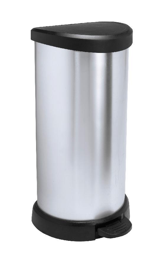 Curver DECOBIN pedal odpadkový koš 40 l 02150-582