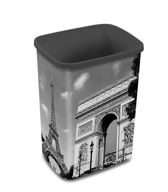 Curver Flipbin PARIS odpadkový koš 25 l 02174-P35