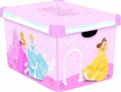 Dekorativní box L PRINCEZNY