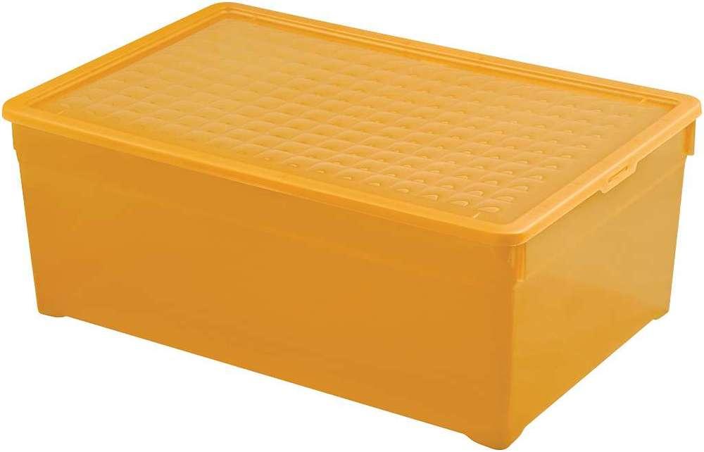 Curver TEXTILE úložný box 45 l 03008-250