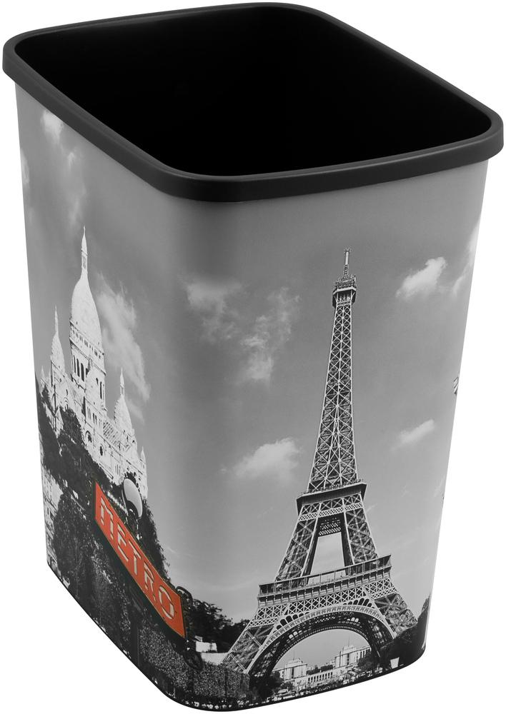 Odpadkový koš Flipbin 25l PARIS bez víka