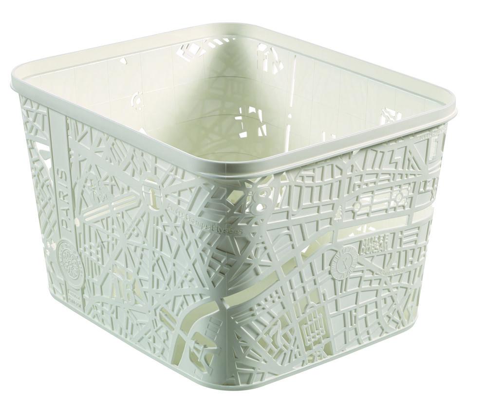 Curver úložný box City Paris 00272-X06