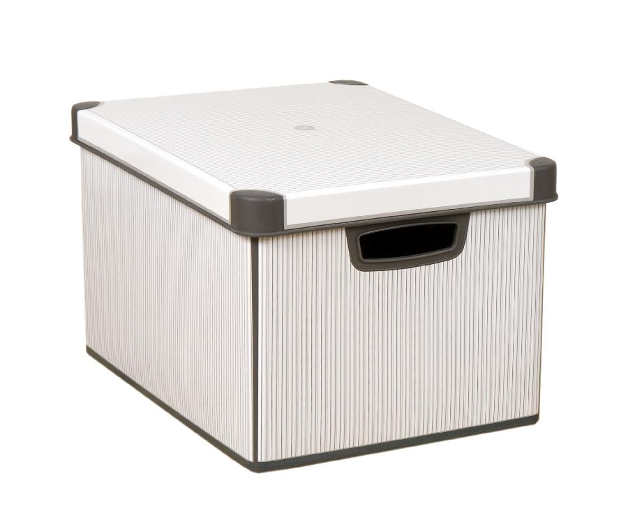 Curver box dekorativní 25 l 04711-D41