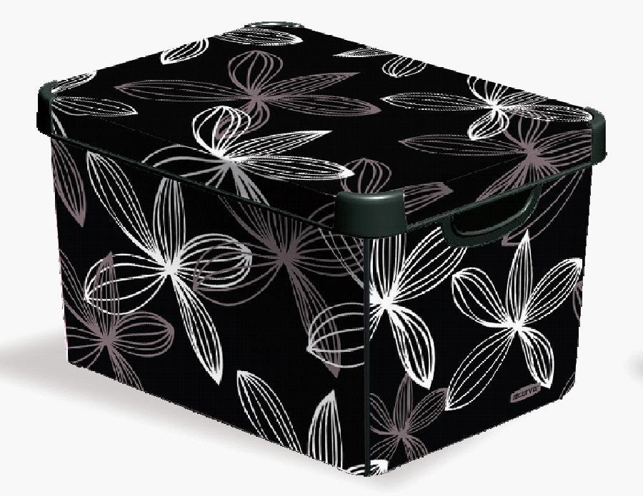 Curver box dekorativní L 04711-D66