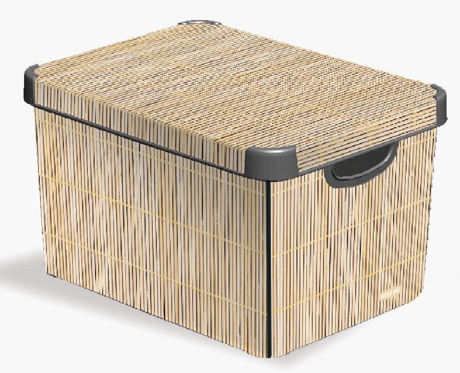 Curver box dekorativní L 04711-D67