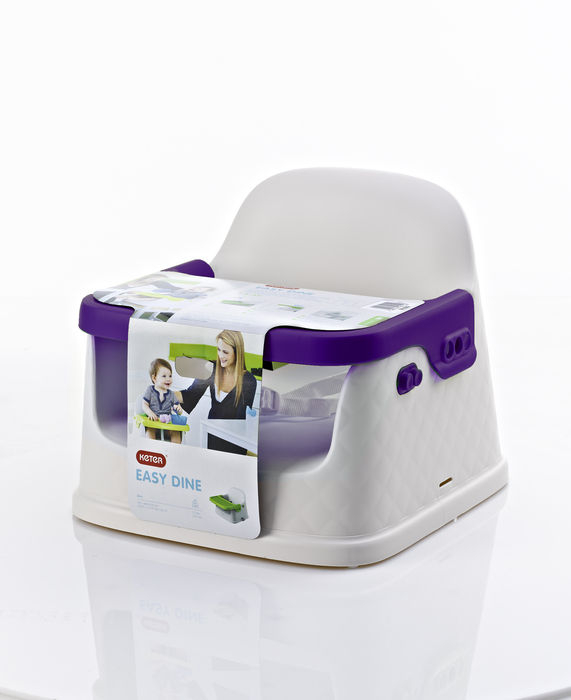 Curver dětská jídelní židlička 6m-1,5R 222664