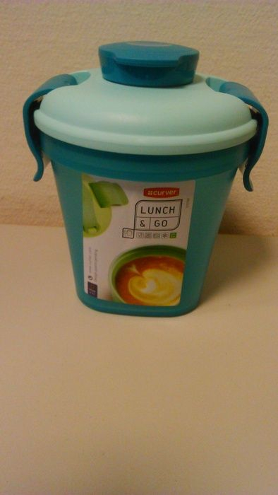 Curver lahev Lunch & GO S 00770-B36