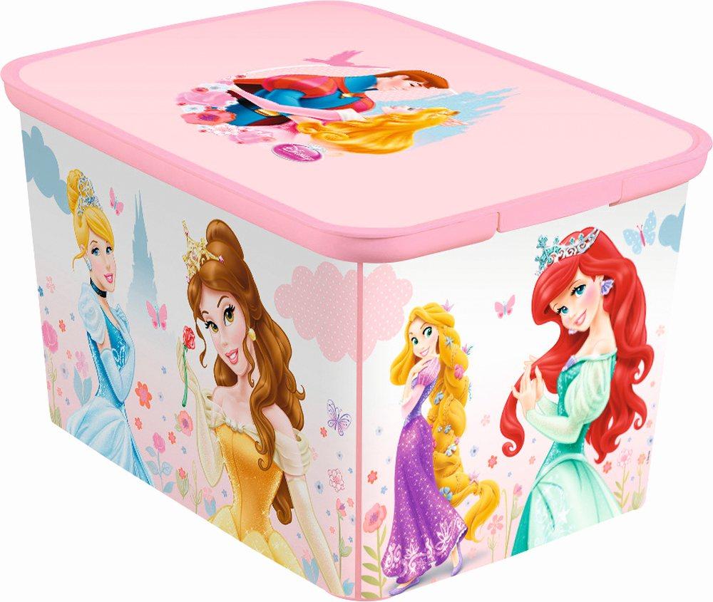 Curver AMSTERDAM úložný box L princess 04730-P63