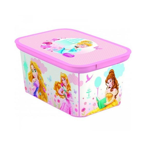 Curver AMSTERDAM úložný box S princess 04729-P63