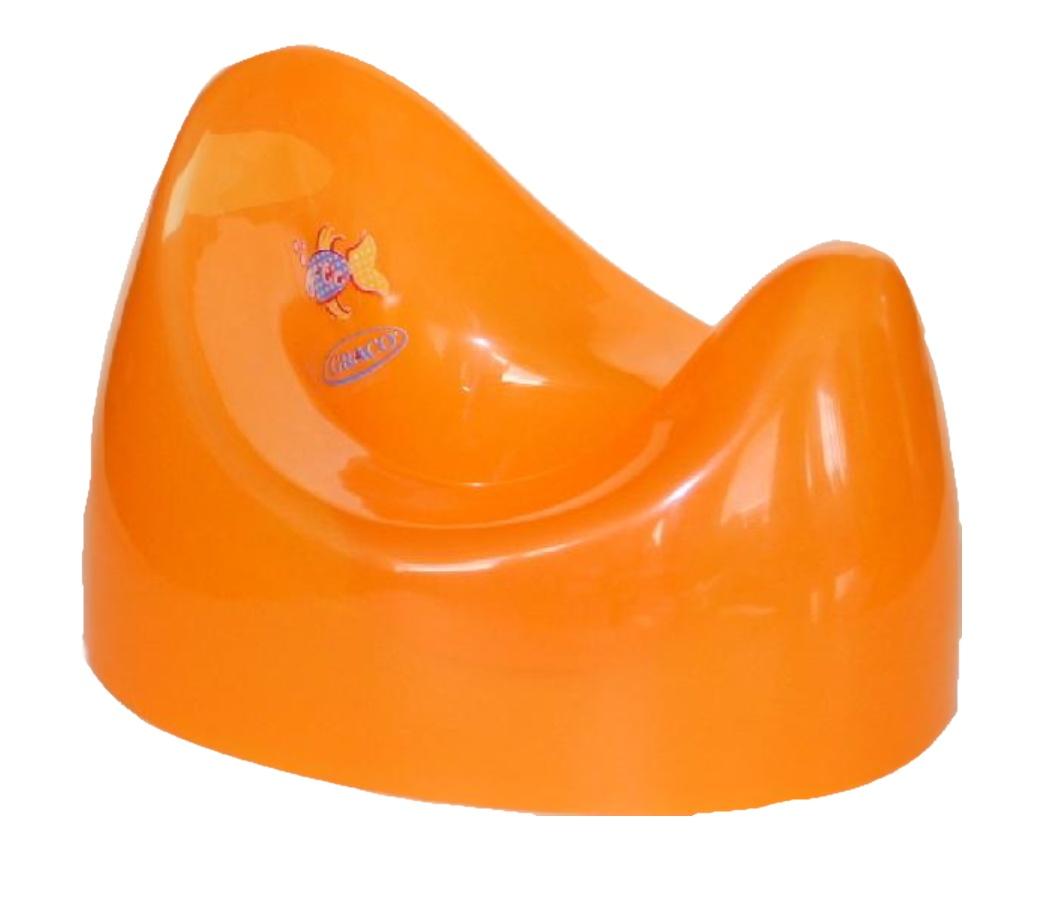 Nočník velký Curver - oranžový