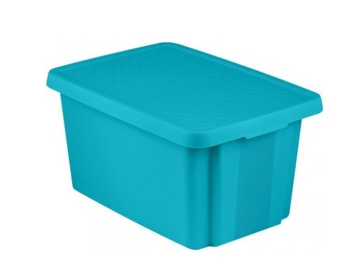 Curver úložný box Essentials - modrý 00756-656