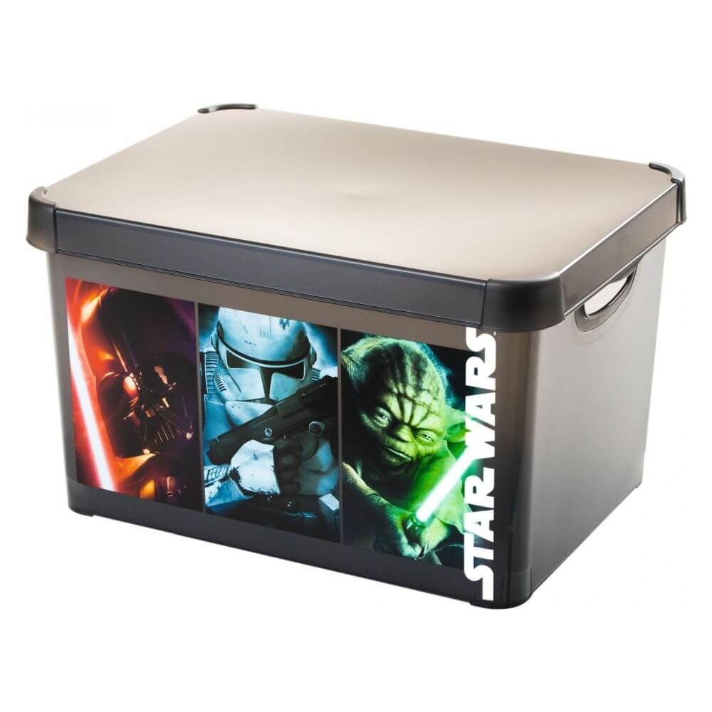 Curver úložný box L Star Wars 04711-S68